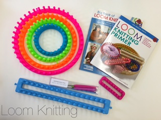 Loom Knitting Kit