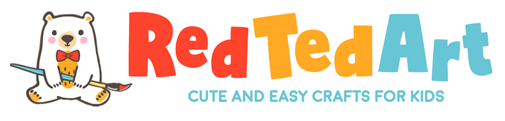 Red Ted Art logo